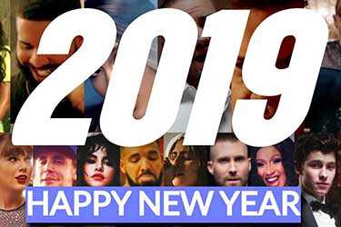 New Year Mix 2019 - Best Music Mashup