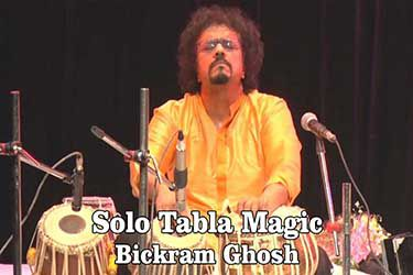 Solo Tabla Magic | Bickram Ghosh
