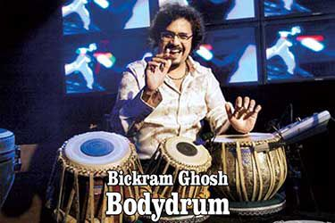 Bickram Ghosh - Bodydrum | Tabla Untabla