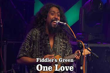 Fiddler's Green | One Love ( Bob Marley) Mash Up