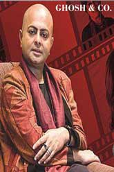 Ghosh & Co.: Shreya Ghoshal with Rituparno Ghosh