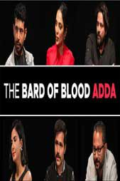 Bard of Blood Adda with Anupama Chopra | Netflix