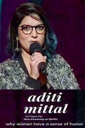 Why Women have a Sense of Humor by Aditi Mittal